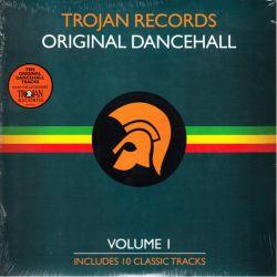TROJAN RECORDS: ORIGINAL DANCEHALL VOL.1 (1 LP) - WYDANIE AMERYKAŃSKIE