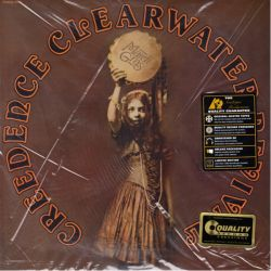 CREEDENCE CLEARWATER REVIVAL [CCR] - MARDI GRAS (1 LP) - 200 GRAM PRESSING - WYDANIE AMERYKAŃSKIE