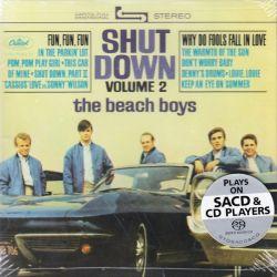 BEACH BOYS, THE - SHUT DOWN, VOL.2 (1SACD) - WYDANIE AMAERYKAŃSKIE