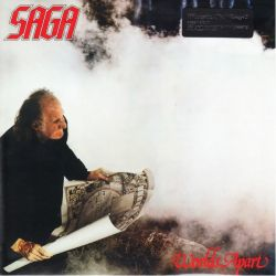 SAGA - WORLDS APART (1 LP) - MOV EDITION - 180 GRAM PRESSING