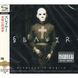 SLAYER - DIABOLUS IN MUSICA (1 SHM-CD) - WYDANIE JAPOŃSKIE