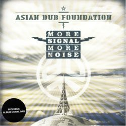 ASIAN DUB FOUNDATION - MORE SIGNAL MORE NOISE (1LP+MP3 DOWNLOAD)