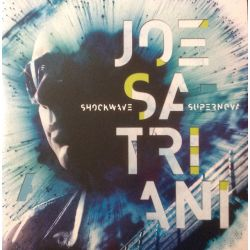 SATRIANI, JOE - SHOCKWAVE SUPERNOVA (2LP)