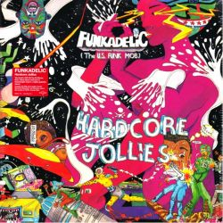 FUNKADELIC - HARDCORE JOLLIES (1LP) - 180 GRAM PRESSING