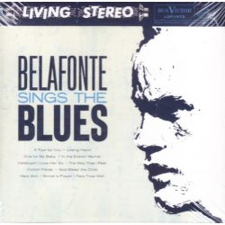 BELAFONTE, HARRY - BELAFONTE SINGS THE BLUES (1 SACD) - ANALOGUE PRODUCTIONS