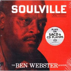WEBSTER, BEN - SOULVILLE (1 SACD) - ANALOGUE PRODUCTIONS