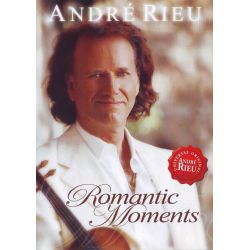RIEU, ANDRE - ROMANTIC MOMENTS (1DVD)