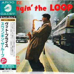 PRICE, VITO AND COMPANY - SWINGING THE LOOP (1 CD) - WYDANIE JAPOŃSKIE