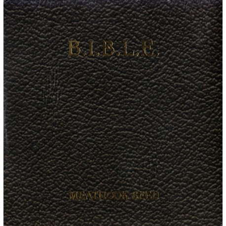 Meathook Seed Bible Basic Instructions Before Leaving Earth