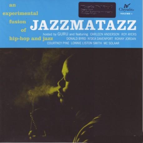 GURU - JAZZMATAZZ VOLUME 1 (1LP) - MOV EDITION - 180 GRAM PRESSING