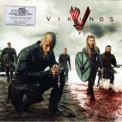 VIKINGS - MUSIC FROM SEASON 3 (2 LP) - MOV EDITION - LIMITED GREY 180 GRAM MARBLED VINYL PRESSING