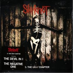 SLIPKNOT - .5: THE GRAY CHAPTER (2 LP) - 180 GRAM PRESSING