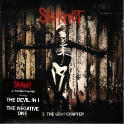 SLIPKNOT - .5: THE GRAY CHAPTER (2 LP) - 180 GRAM PRESSING