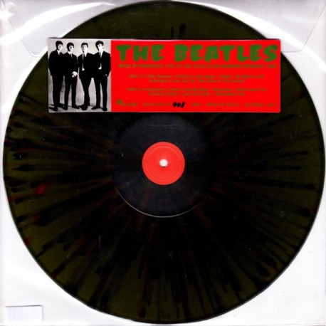 BEATLES, THE - WORK IN PROGRESS: LIVE AT THE STAR CLUB HAMBURG GERMANY 1962 (1LP) - LIMITED NUMBERED EDITION
