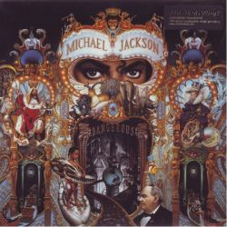 JACKSON, MICHAEL - DANGEROUS (2 LP) - 180 GRAM PRESSING