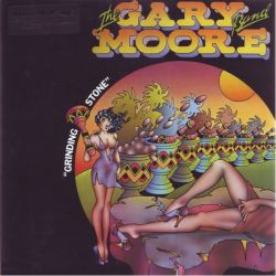 MOORE, GARY - GRINDING STONE (1 LP) - MOV EDITION - 180 GRAM PRESSING