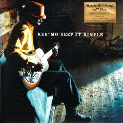 KEB' MO' - KEEP IT SIMPLE (1 LP) - MOV EDITION - 180 GRAM PRESSING