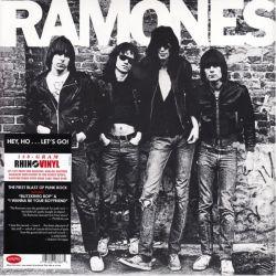 RAMONES - RAMONES (1 LP) - RHINO VINYL EDITION - 180 GRAM PRESSING