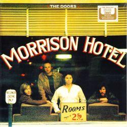 DOORS, THE - MORRISON HOTEL (1LP) - 180 GRAM PRESSING