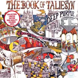 DEEP PURPLE - BOOK OF TALIESYN (1LP) - LIMITED COLORED VINYL