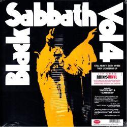BLACK SABBATH - VOL. 4 (1 LP) - RHINO VINYL EDITION - 180 GRAM PRESSING - WYDANIE AMERYKAŃSKIE