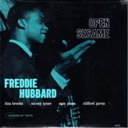 HUBBARD, FREDDIE - OPEN SESAME (1 LP)