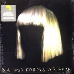 SIA - 1000 FORMS OF FEAR (1 LP) - WYDANIE AMERYKAŃSKIE