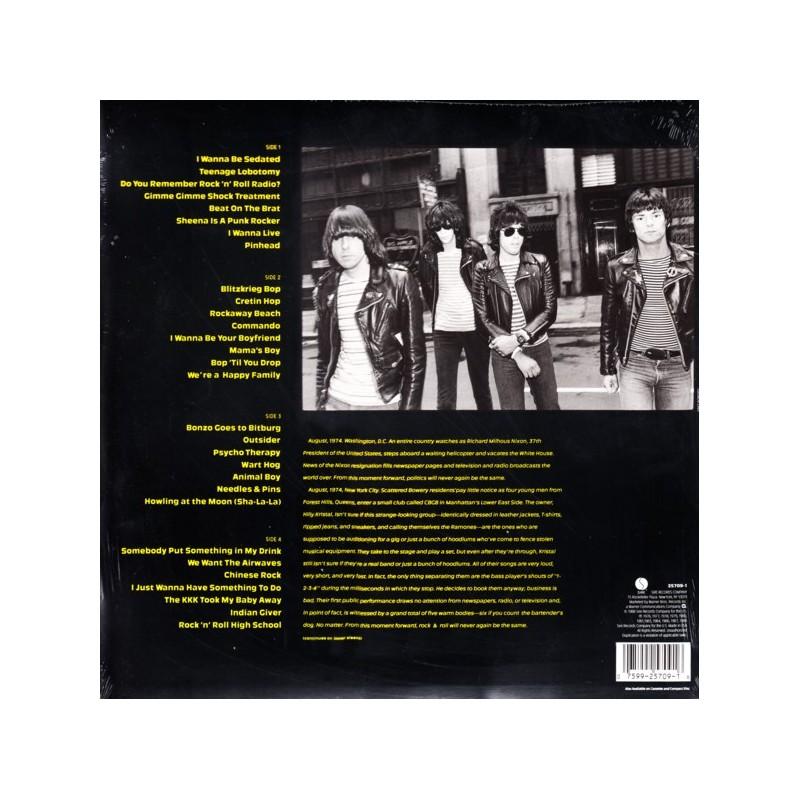 Ramones Ramones Mania 2 Lp 180 Gram Pressing
