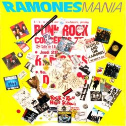 RAMONES - RAMONES MANIA (1LP) -180 GRAM PRESSING - WYDANIE AMERYKAŃSKIE