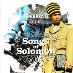 TURBULENCE - SONGS OF SOLOMON (1LP) - WYDANIE AMERYKAŃSKIE