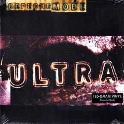 DEPECHE MODE - ULTRA (1 LP) - 180 GRAM - WYDANIE AMERYKAŃSKIE