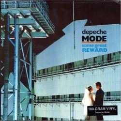 DEPECHE MODE - SOME GREAT REWARD (1 LP) - 180 GRAM - WYDANIE AMERYKAŃSKIE