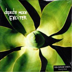 DEPECHE MODE - EXCITER (2 LP) - 180 GRAM PRESSING - WYDANIE AMERYKAŃSKIE