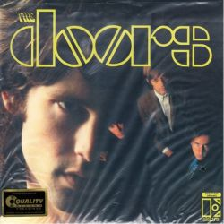 DOORS, THE - THE DOORS (2 LP) - 45 RPM ANALOGUE PRODUCTIONS EDITION - 200 GRAM PRESSING - WYDANIE AMERYKAŃSKIE