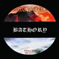 BATHORY - TWILIGHT OF THE GODS (1 LP) - PICTURE DISC