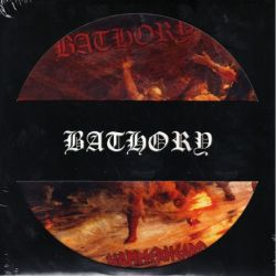 BATHORY - HAMMERHEART (1LP) - PICTURE DISC