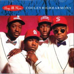 BOYZ II MEN - COOLEYHIGHHARMONY (1 CD) - WYDANIE AMERYKAŃSKIE