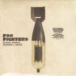 FOO FIGHTERS - ECHOES, SILENCE, PATIENCE & GRACE (2 LP) - WYDANIE AMERYKAŃSKIE