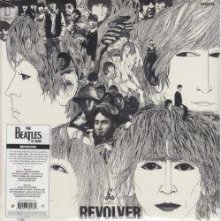 BEATLES, THE - REVOLVER (1LP) - [2014 MONO REMASTER] - 180 GRAM PRESSING