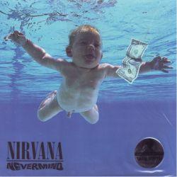 NIRVANA - NEVERMIND (1 LP) - 180 GRAM AUDIOPHILE PALLAS PRESSING - WYDANIE AMERYKAŃSKIE