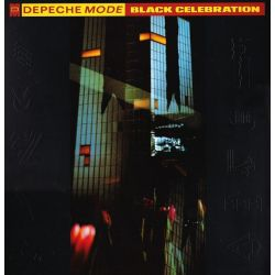 DEPECHE MODE - BLACK CELEBRATION (1LP) - 180 GRAM PRESSING - WYDANIE AMERYKAŃSKIE