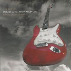 DIRE STRAITS & MARK KNOPFLER - THE BEST OF - PRIVATE INVESTIGATIONS (2 LP)