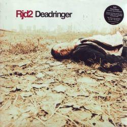 RJD2 - DEADRINGER (2LP+MP3 DOWNLOAD) - WYDANIE AMERYKAŃSKIE