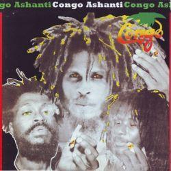 CONGOS, THE (CONGO) - CONGO ASHANTI (1 LP) - WYDANIE AMERYKAŃSKIE