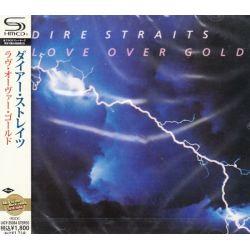 DIRE STRAITS - LOVE OVER GOLD (1SHM-CD) - WYDANIE JAPOŃSKIE