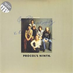 PROCOL HARUM - PROCOL'S NINTH (2LP) - LIMITED EDITION GREY VINYL