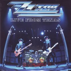 ZZ TOP - LIVE FROM TEXAS (2 LP) - 180 GRAM PRESSING