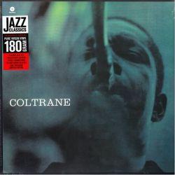 COLTRANE, JOHN - COLTRANE (1 LP) - WAX TIME EDITION - 180 GRAM PRESSING