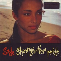 SADE - STRONGER THAN PRIDE (1 LP) - MOV EDITION - 180 GRAM PRESSING