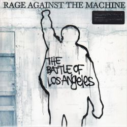 RAGE AGAINST THE MACHINE - THE BATTLE OF LOS ANGELES (1LP) - MOV EDITION - 180 GRAM PRESSING